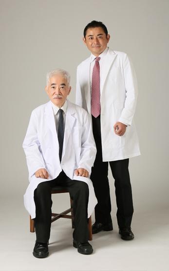 理事長 荻野和仁 与座聡 医師